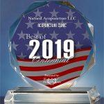 2019 Best of Centennial Award.
